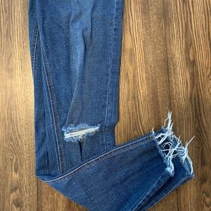 Harper Heritage Women's Distressed Jeans Size 29